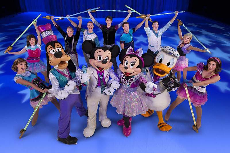disney on ice rotterdam ahoy